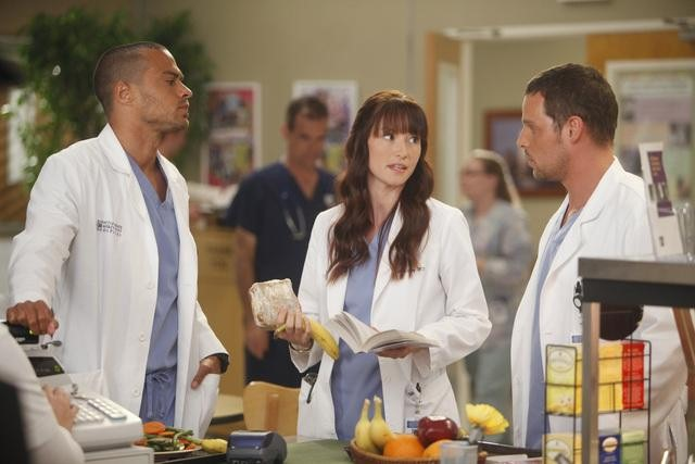 The Men of Lexie Grey