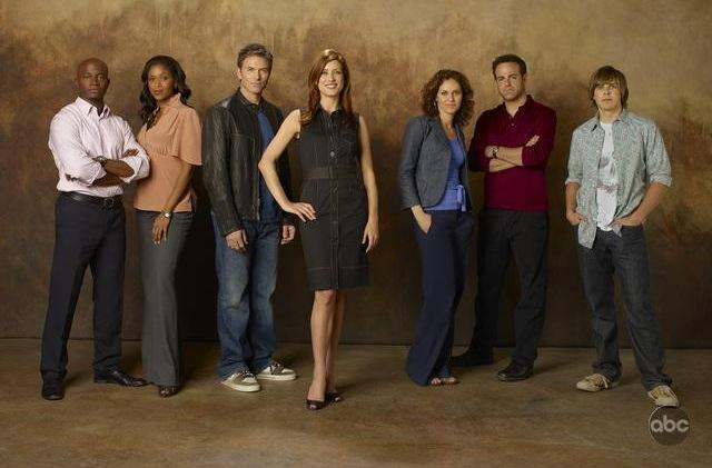 The Private Practice Cast - TV Fanatic