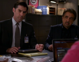 Criminal Minds Review: Pawns and Eyelids