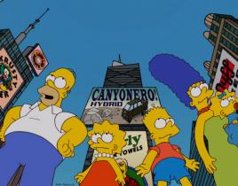 The Simpsons Review: Back to the Big Apple