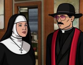 "Archer Review: ""The Papal Chase"""