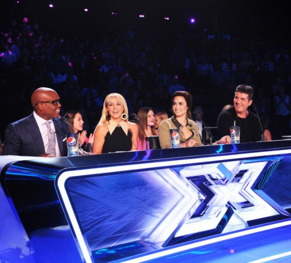 The X Factor Judges Debating