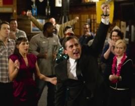 The Office Review: Threat Level Midnight in Action!