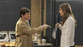 Tim Guinee on Castle