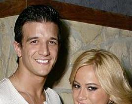Sabrina Bryan and Mark Ballas are Dating