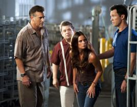 Burn Notice Review: The Long Painful Road