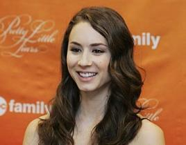 TV Fanatic Exclusive: Troian Bellisario Talks Pretty Little Liars Character, Midseason Finale