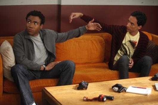 Troy and Abed Photo