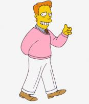 Troy McClure Bio - TV Fanatic