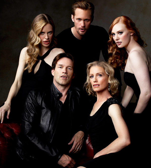 True Blood Season 4 Vampires