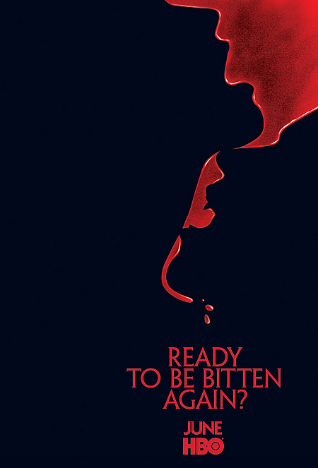 true blood season 3 poster. Blood Season Two Poster #3