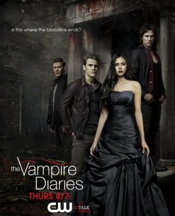 Vampire Diaries May Sweeps Poster