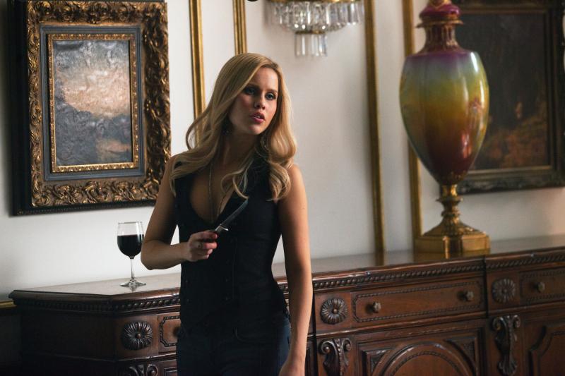 Vengeful Rebekah