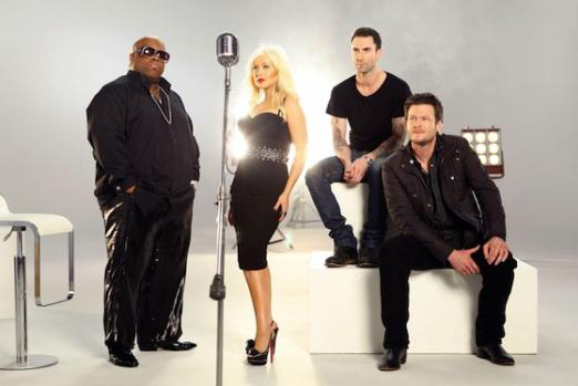 the voice judges crazy. images featuring the Voice