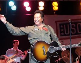 Wayne Newton Speaks on Dancing with the Stars