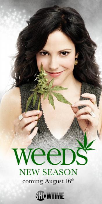 weeds season 7 premiere date. Weeds Season Six Poster