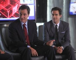 White Collar Review: The Challenge