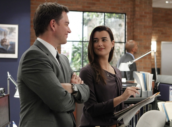 and ziva ever take the leap and become more than just partners on ncis