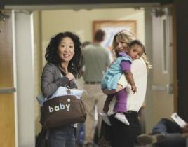 "Grey's Anatomy Season Premiere Review: ""Free Falling"""