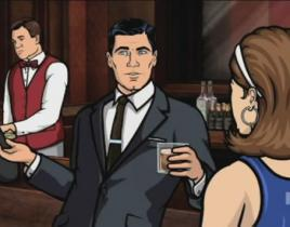 Archer Clip - The Hot One