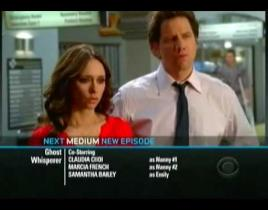 "Ghost Whisperer Promo: ""Blood Money"""