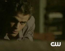"Vampire Diaries Clips from ""Haunted"""