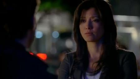 Castle Clip: Welcome, Kelly Hu!