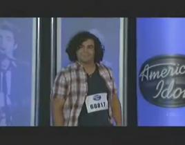 Chris Medina on American Idol