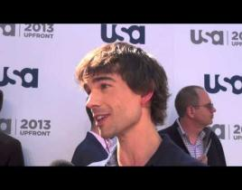 Christopher Gorham Talks Covert Affairs Season 4