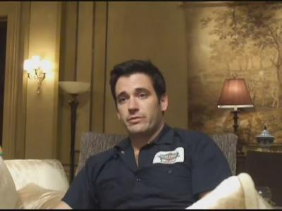 Colin Donnell Interview