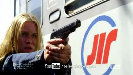 "Covert Affairs Promo: ""Rock 'n' Roll Suicide"""