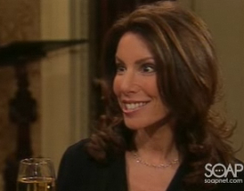 Classic All My Children Clip: Danielle Staub Guest Stars!