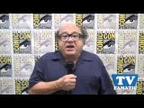 Danny DeVito is a HUGE TV Fanatic