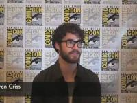 Darren Criss at Comic-Con