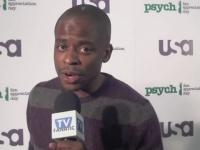 Dule Hill is a TV Fanatic!