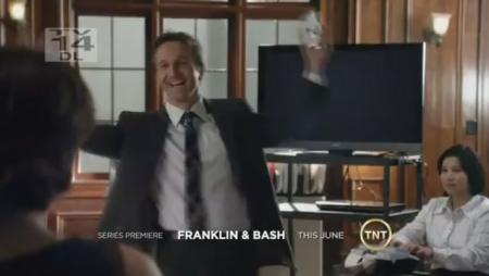 Franklin & Bash Preview