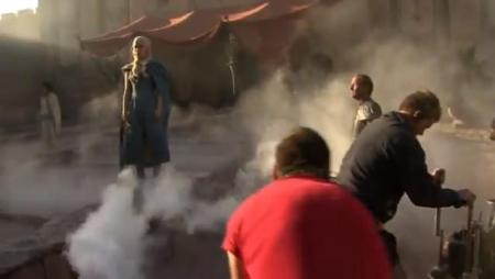 Game of Thrones Season 3: Behind the Scenes