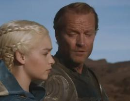 Game of Thrones 'The Bear and the Maiden Fair' Promo