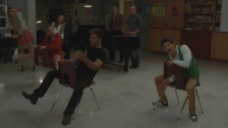 "Glee Performance Clip: ""I'm Sexy and I Know It"""