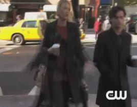 "Gossip Girl ""Father and the Bride"" Clip: Dan and Serena"