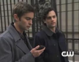 "Gossip Girl ""G.G."" Clip: Got Any Plans ..."