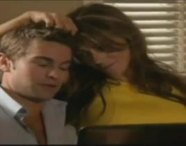 Gossip Girl 'Memoirs of an Invisible Dan' Sneak Peek: Nate & Diana