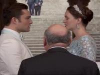 Gossip Girl Series Finale Clip - Chuck and Blair Wedding