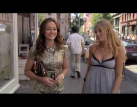 Blair Waldorf Fashion: The College Years