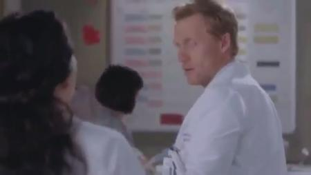 "Grey's Anatomy ""All You Need is Love"" Clip: Look Out"