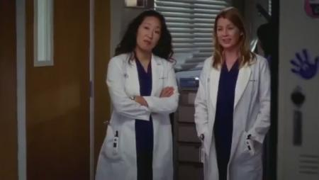 Grey's Anatomy 'Love Turns You Upside Down' Clip - Keep Busy and Look Cool