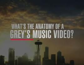 Grey's Anatomy Music Video Sneak Peek