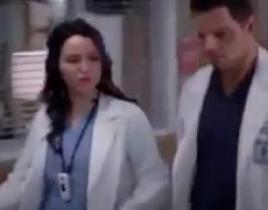 Grey's Anatomy 'Sleeping Monster' Clip - Jealous Alex