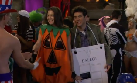 How I Met Your Mother Clip: Slutty Pumpkin!