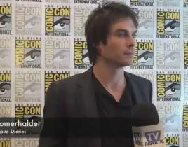 Ian Somerhalder to Strut His Mutt for a Good Cause